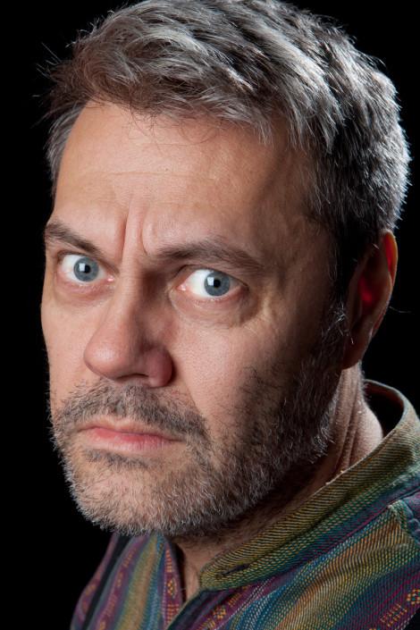 Mats Jäderlund som Morbror Vanja