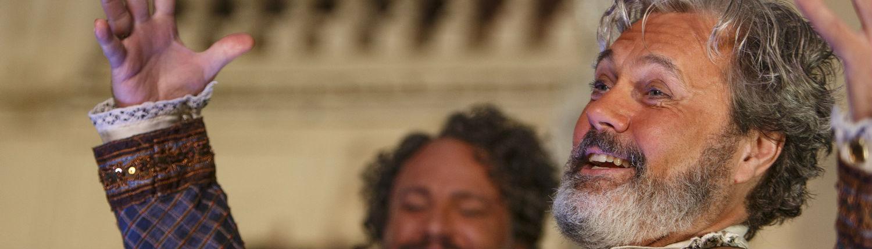 Mats Jäderlund som Leonato